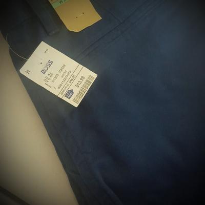 Dockers Blue Khakis