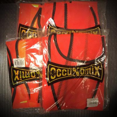 Flagler safety vests 4 @ 4XL