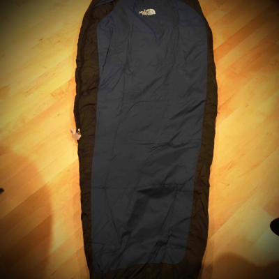 North Face small sleeping bag