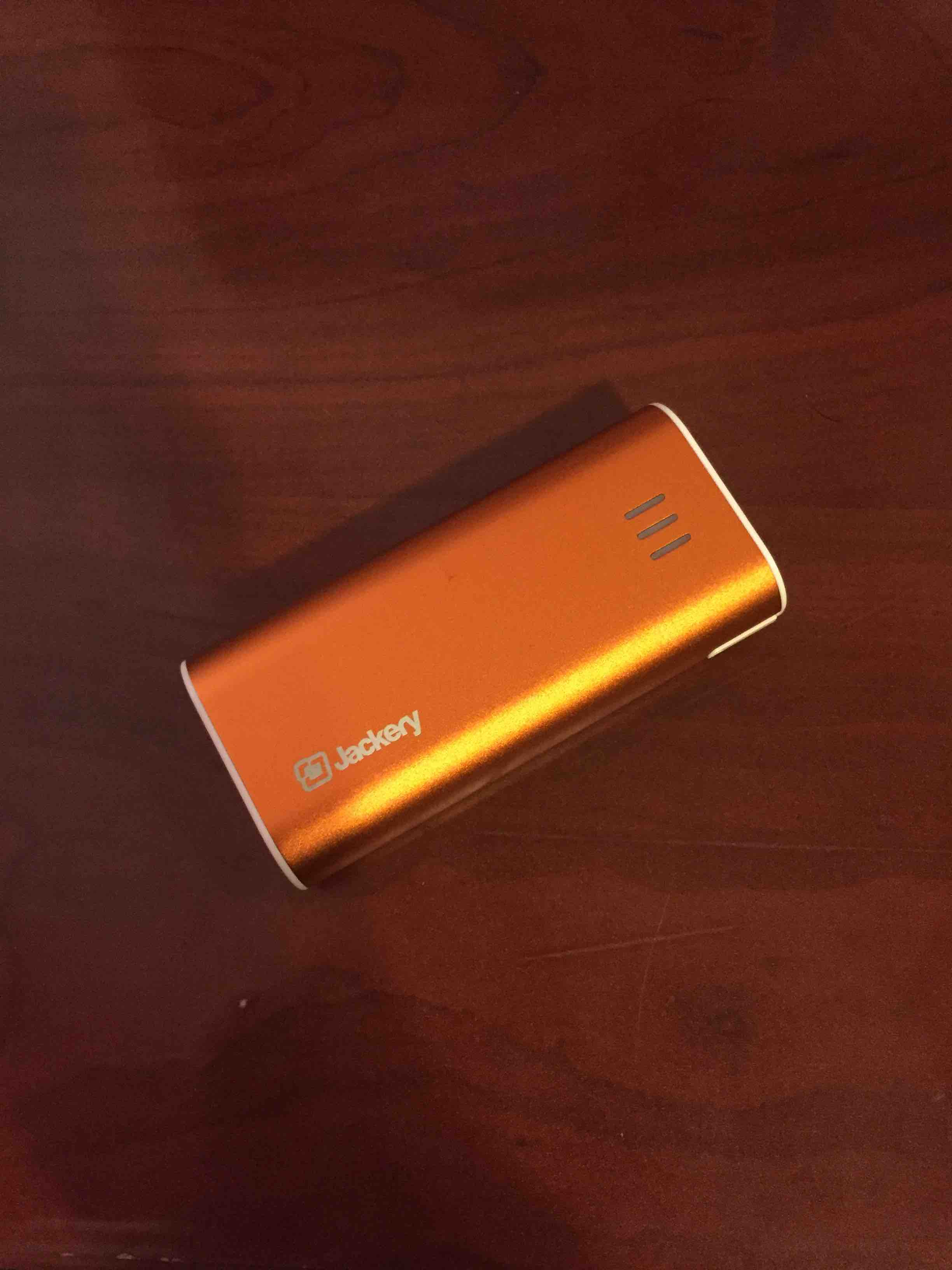 Jackery portable battery